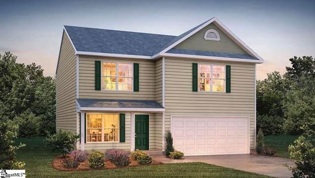 551 Keller Lane, Woodruff, SC 29388 (#1425723) :: DeYoung & Company
