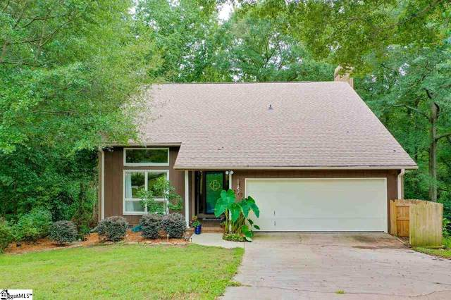 217 S Lady Slipper Lane, Greer, SC 29650 (MLS #1425782) :: Prime Realty