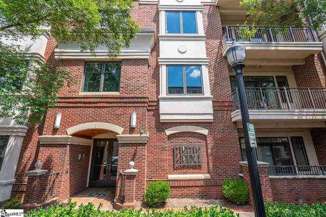 155 River Place #308, Greenville, SC 29601 (MLS #1425836) :: Prime Realty