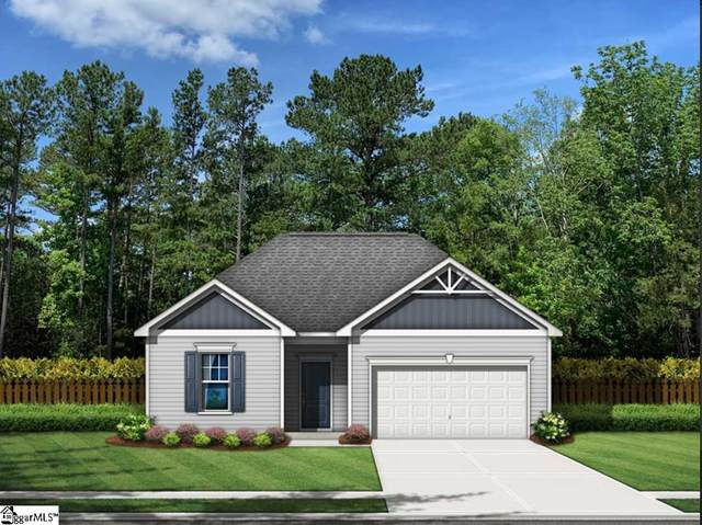 443 White Peach Way Lot 58, Duncan, SC 29334 (MLS #1425883) :: Prime Realty