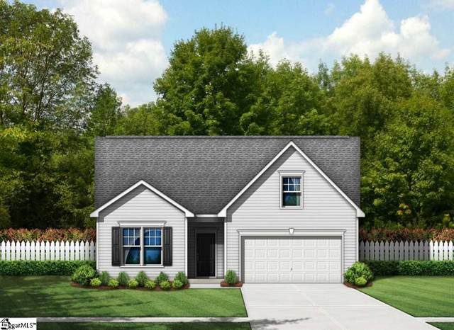 361 White Peach Way Lot 71, Duncan, SC 29334 (MLS #1425886) :: Prime Realty