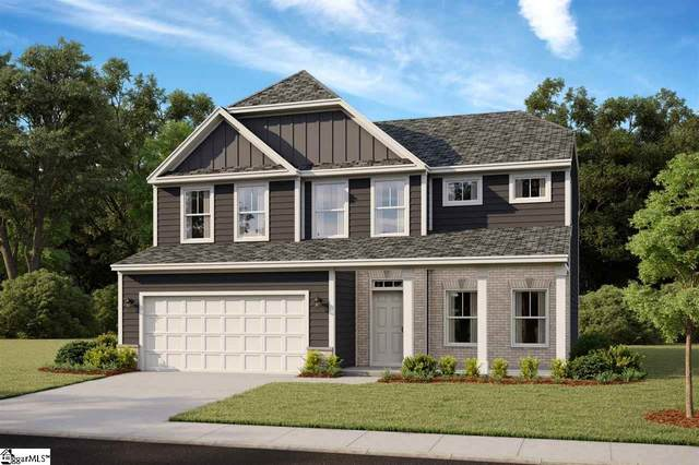117 Marshfield Trail Site 19, Simpsonville, SC 29680 (#1425901) :: Parker Group