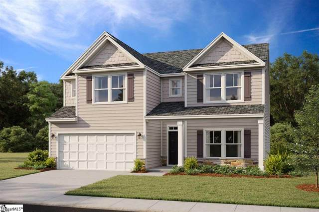 109 Marshfield Trail Site 23, Simpsonville, SC 29680 (#1425906) :: Parker Group