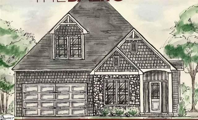 134 Stanbury Drive, Clemson, SC 29631 (MLS #1425916) :: Prime Realty