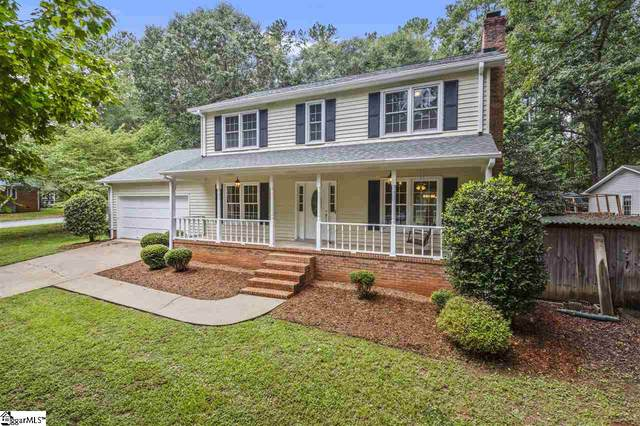 1 Chickamauga Lane, Simpsonville, SC 29681 (#1425944) :: The Haro Group of Keller Williams
