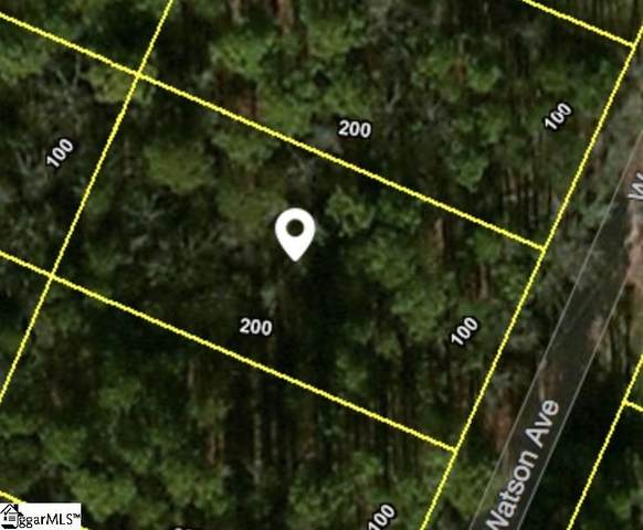 160 Watson Avenue, Boiling Springs, SC 29349 (#1425947) :: Hamilton & Co. of Keller Williams Greenville Upstate