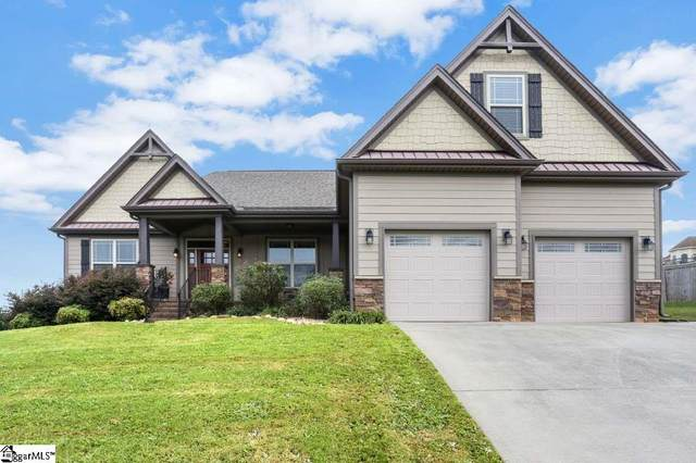308 Castle Creek Drive, Greer, SC 29651 (#1425991) :: The Haro Group of Keller Williams