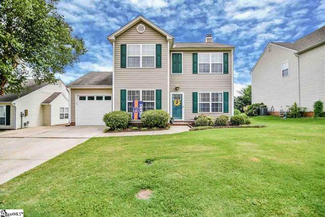 112 Fairview Lake Way, Simpsonville, SC 29680 (#1426010) :: The Toates Team