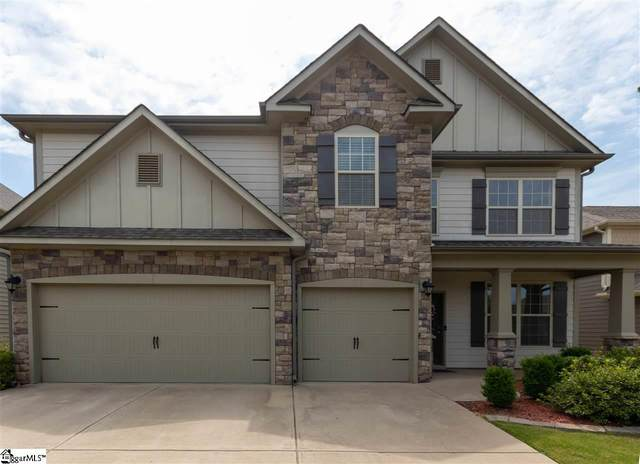 95 Wood Hollow Circle, Greer, SC 29650 (#1426012) :: Coldwell Banker Caine