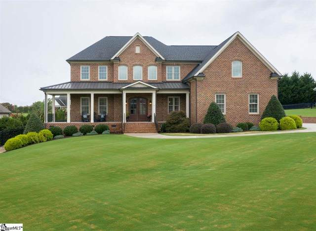 5 Meadow Trace Court, Greer, SC 29651 (#1426016) :: Parker Group
