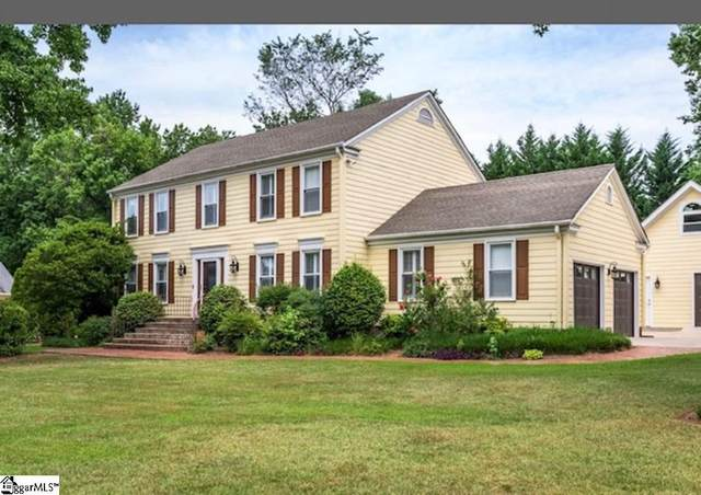 100 Summerplace Drive, Greer, SC 29650 (#1426026) :: The Haro Group of Keller Williams