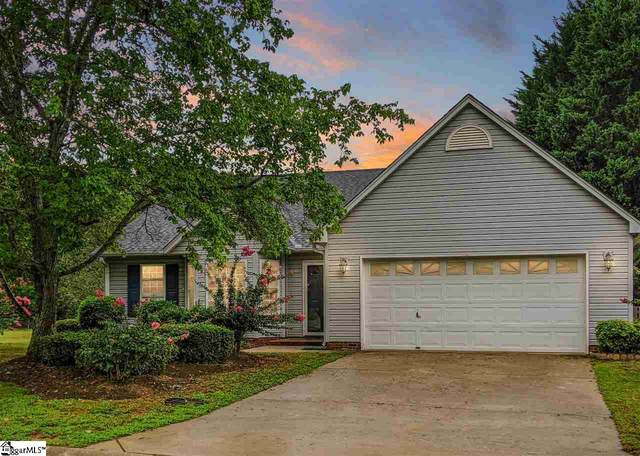 401 Twin Falls Road, Simpsonville, SC 29680 (MLS #1426032) :: Prime Realty