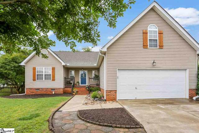 21 Middlefield Court, Simpsonville, SC 29680 (#1426056) :: Parker Group