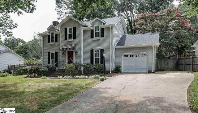 5 Milford Court, Taylors, SC 29687 (#1426057) :: The Haro Group of Keller Williams