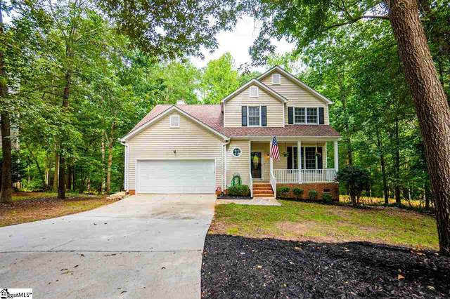 8 Moss Spring Court, Simpsonville, SC 29680 (#1426060) :: The Toates Team