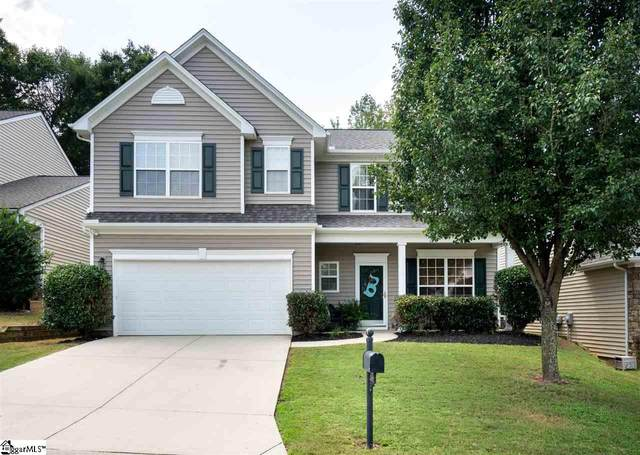 7 Valley Fall Court, Greer, SC 29650 (#1426108) :: J. Michael Manley Team