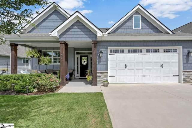 625 Ponden Drive, Greer, SC 29650 (#1426117) :: Hamilton & Co. of Keller Williams Greenville Upstate