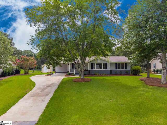 111 Post Oak Road, Duncan, SC 29334 (#1426132) :: Coldwell Banker Caine