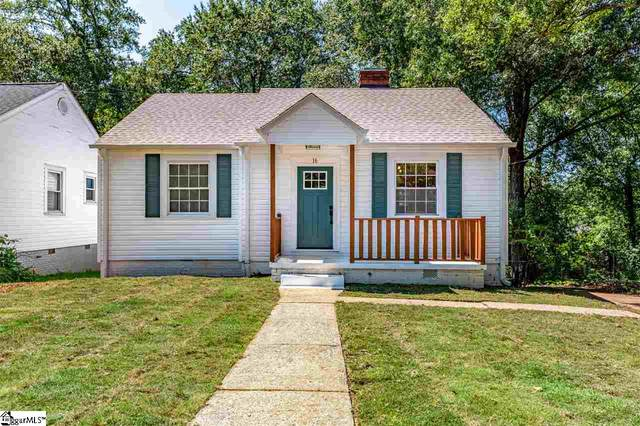16 Monticello Avenue, Greenville, SC 29607 (#1426156) :: J. Michael Manley Team