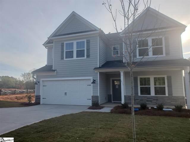 217 Dillon Circle Lot 9, Spartanburg, SC 29307 (#1426186) :: DeYoung & Company