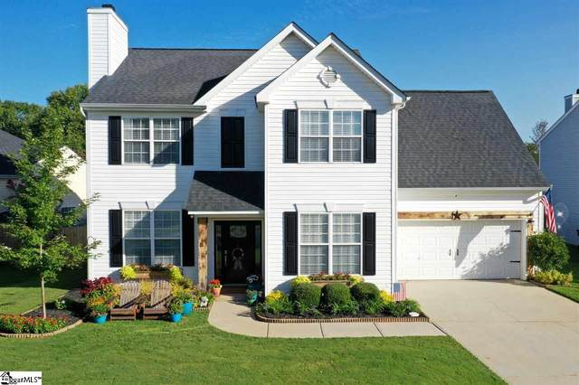 8 Summerchase Drive, Simpsonville, SC 29680 (#1426193) :: The Toates Team