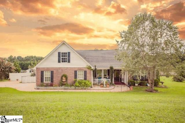 16 Country Knolls Drive, Greer, SC 29651 (#1426300) :: The Haro Group of Keller Williams