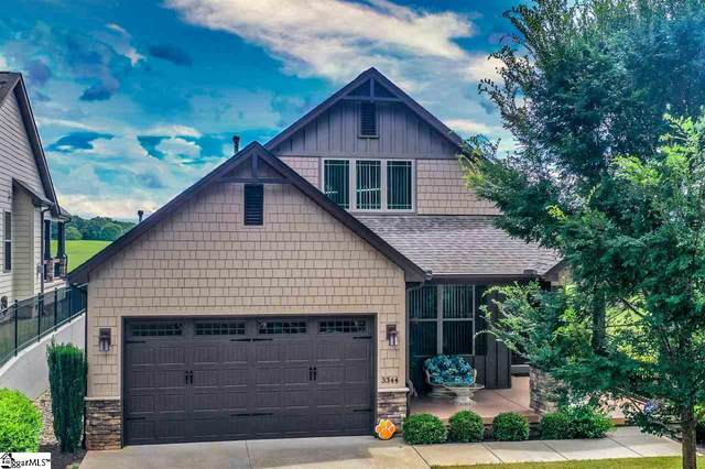 3344 Championship Drive, Seneca, SC 29678 (#1426306) :: The Haro Group of Keller Williams
