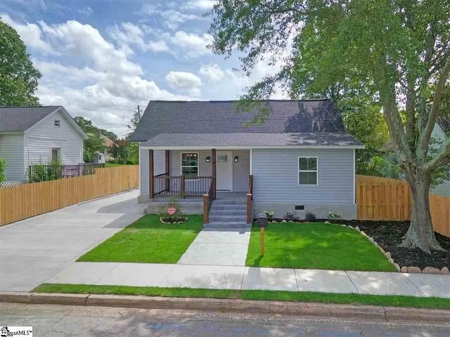 84 Hutchins Street, Greenville, SC 29605 (#1426313) :: J. Michael Manley Team