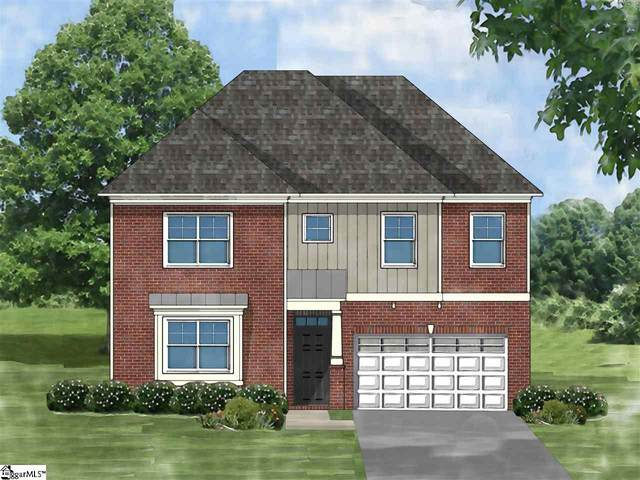 163 Braemar Knoll Road Lot 11, Greer, SC 29651 (#1426339) :: Coldwell Banker Caine