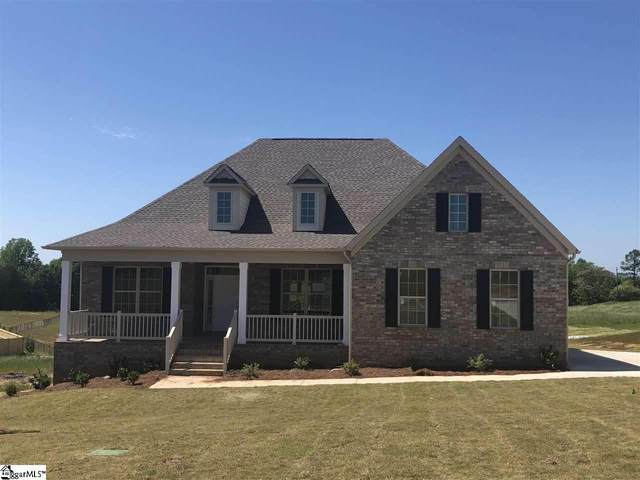157 Braemar Knoll Drive Lot 10, Greer, SC 29651 (#1426340) :: Parker Group
