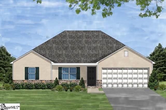3 Harvest Glen Drive Lot 33, Piedmont, SC 29644 (MLS #1426341) :: Resource Realty Group