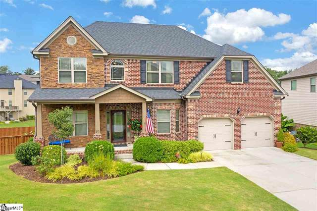 212 Tuscany Falls Drive, Simpsonville, SC 29681 (MLS #1426387) :: Prime Realty