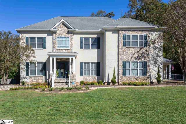 600 Glen Meadows Drive, Simpsonville, SC 29680 (#1426403) :: Parker Group