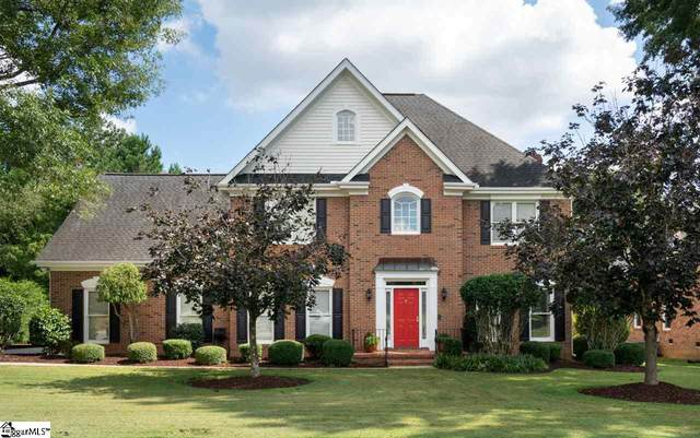 225 Millstone Way, Simpsonville, SC 29681 (MLS #1426437) :: Prime Realty