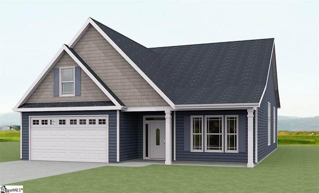 402 Grantleigh Drive Lot 29, Simpsonville, SC 29860 (#1426473) :: Parker Group
