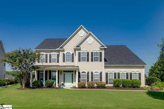19 Scotts Bluff Drive, Simpsonville, SC 29681 (#1426548) :: The Toates Team