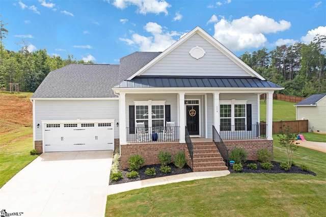 116 Knox Valley Lane, Greenville, SC 29609 (MLS #1426551) :: Prime Realty