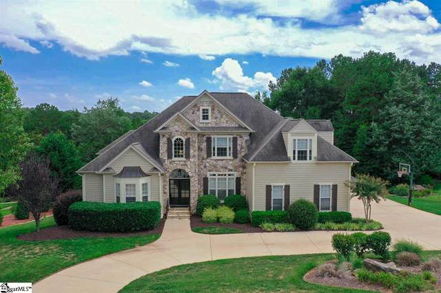 29 Griffith Knoll Way, Greer, SC 29651 (#1426588) :: Coldwell Banker Caine