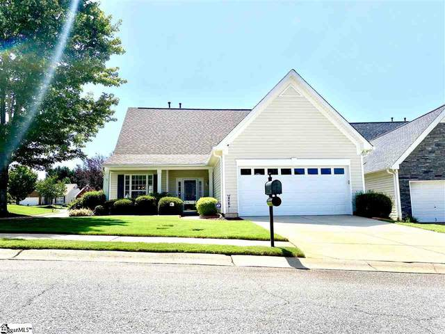 1 Coulter Court, Greer, SC 29650 (#1426625) :: The Toates Team
