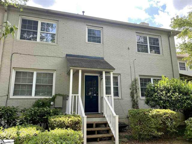 418 Randall Street Unit 7, Greenville, SC 29609 (#1426627) :: Expert Real Estate Team
