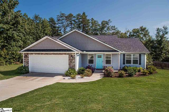 105 Crepe Myrtle Court, Easley, SC 29640 (#1426634) :: Coldwell Banker Caine
