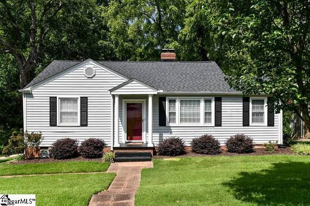 18 Blackburn Street, Greenville, SC 29607 (MLS #1426637) :: Prime Realty