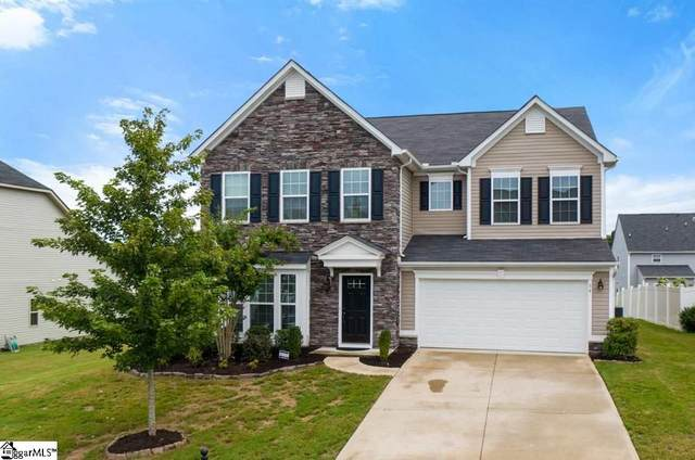 34 Barlow Court, Simpsonville, SC 29681 (#1426649) :: Coldwell Banker Caine