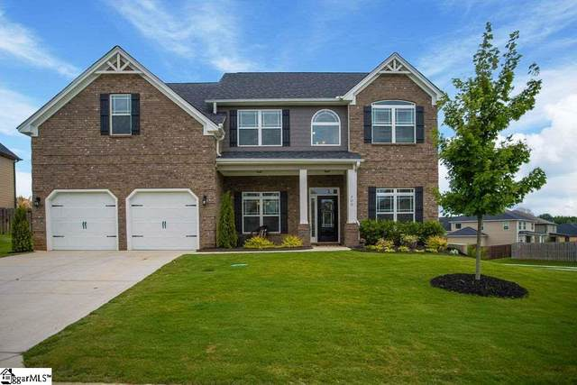 109 Foxhill Drive, Simpsonville, SC 29681 (#1426656) :: The Robby Brady Team