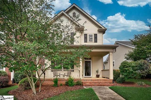 214 Anderson Street, Greenville, SC 29601 (#1426681) :: The Toates Team