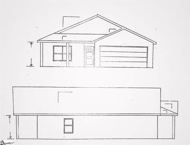 427 W Mill Street Lot 15, Gray Court, SC 29645 (#1426685) :: J. Michael Manley Team