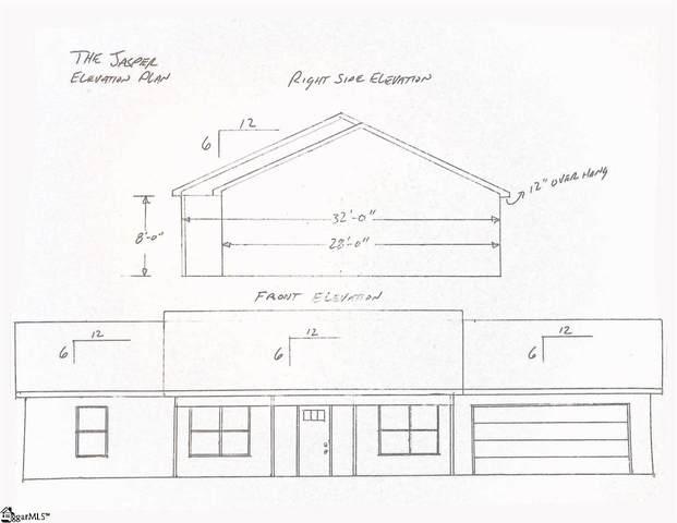 365 W Mill Street Lot 12, Gray Court, SC 29645 (#1426690) :: J. Michael Manley Team