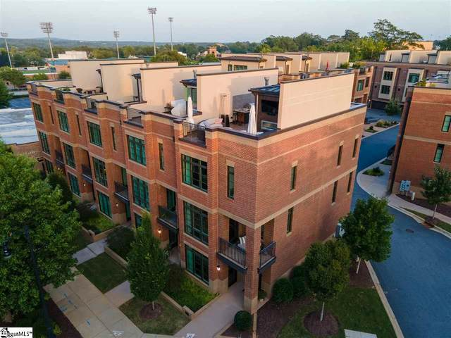 1027 S Main Street Unit 100, Greenville, SC 29601 (#1426750) :: Coldwell Banker Caine