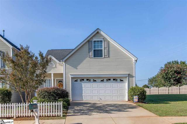 425 Bass Harbor Court Lot 213, Simpsonville, SC 29681 (#1426751) :: Coldwell Banker Caine