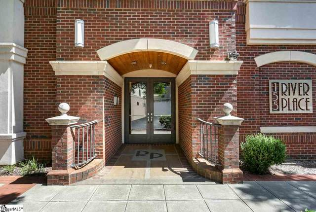 155 Riverplace Unit #106, Greenville, SC 29601 (#1426777) :: The Toates Team
